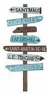 J-Line Muurbord 'Biarritz'